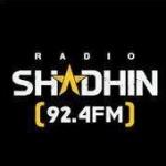 Logo da emissora Radio Shadhin 92.4 FM