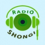 Logo da emissora Radio Shongi