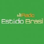 Logo da emissora Rádio Estúdio Brasil Ltda