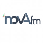 Logo da emissora Radio Nova FM 107.5