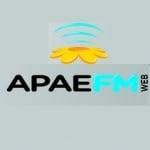 Logo da emissora Rádio APAE FM