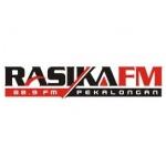 Logo da emissora Rasika 88.9 FM