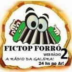 Logo da emissora Fictop Forró 2 Web Rádio