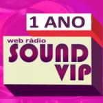 Logo da emissora Sound Vip
