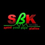 Logo da emissora SBK 107.3 FM