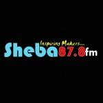 Logo da emissora Sheba 87.8 FM