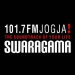 Logo da emissora SwaraGama 101.7 FM