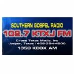 Logo da emissora KTXJ 102.7 FM