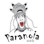 Logo da emissora Paranoia Web