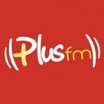 Logo da emissora Rádio Plus FM