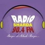 Logo da emissora Radio Sharda 90.4 FM