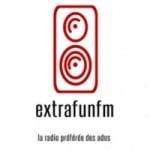 Logo da emissora Extrafunfm