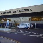 Logo da emissora Aeroporto de Londrina SBLO - Torre/Aproximação