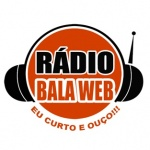 Logo da emissora Rádio Bala Web