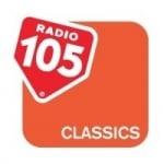 Logo da emissora 105 FM Classics