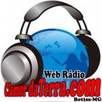 Logo da emissora Web Rádio Clamor da Terra