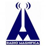 Logo da emissora Rádio Magnifica