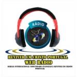 Logo da emissora Rádio Reviver em Cristo Portugal