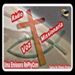 Logo da emissora Rádio Voz Missionária Web