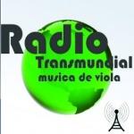 Logo da emissora Rádio Transmundial Viola de Raiz