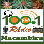 Logo da emissora Web Rádio Macambira FM