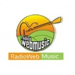Logo da emissora Radio Web Music
