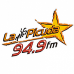 Logo da emissora Radio Las Más Picuda 94.9 FM