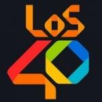 Logo da emissora Radio Los 40 107.7 FM