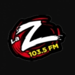 Logo da emissora Radio La Zeta 103.5 FM