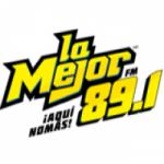 Logo da emissora Radio La Mejor  89.1 FM
