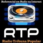 Logo da emissora Rádio Tribuna Popular