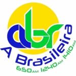Logo da emissora Radio WZBR ABR 1410 AM
