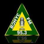 Logo da emissora Bohye 95.3 FM