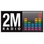 Logo da emissora Radio 2M 93.5 FM