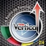 Logo da emissora Rádio Vertical