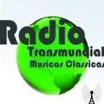 Logo da emissora Rádio Transmundial Músicas Clássicas