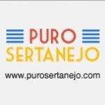 Logo da emissora Rádio Puro Sertanejo