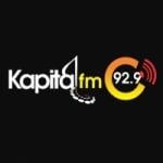 Logo da emissora Radio Kapital 92.9 FM