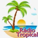 Logo da emissora Web Rádio Tropical