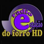 Logo da emissora Estação Do Forró HD