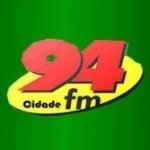 Logo da emissora Rádio Cidade FM 94