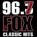 Logo da emissora Radio WXOF 96.7 FM