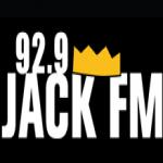 Logo da emissora WBUF 92.9 FM