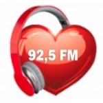 Logo da emissora Rádio RDC FM 92.5