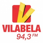 Logo da emissora Rádio Vilabela 94.3 FM