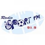 Logo da emissora Sport 91.9 FM
