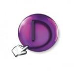 Logo da emissora Rádio Darcio Rabelo