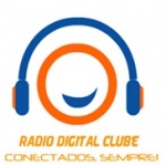 Logo da emissora Rádio Digital Clube