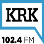 Logo da emissora KRK 102.4 FM