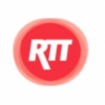 Logo da emissora Radio Tele-Taxi RTT 90.1 FM